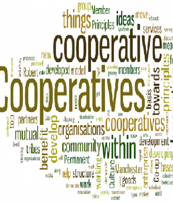 Co-op Word Collage